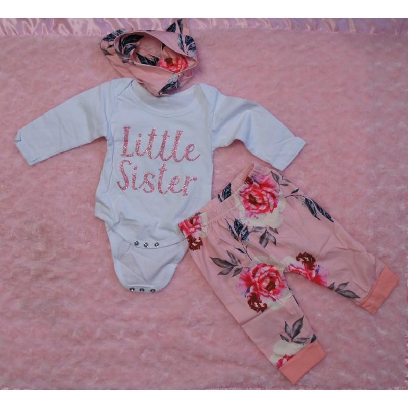 3 Teiliges Babyset - Kleine...